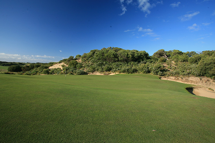 St Andrews Beach Golf Course