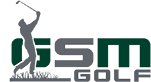 GSM Golf logo
