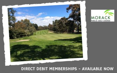 Morack Direct Debit – Now Available
