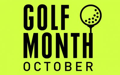 Golf Month Activities at GSM Golf Courses