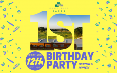 First Birthday Bash at Ranfurlie Range