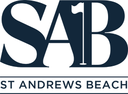 St Andrews Beach Golf logo