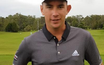 Lucas Herbert becomes a GSM Golf Ambassador