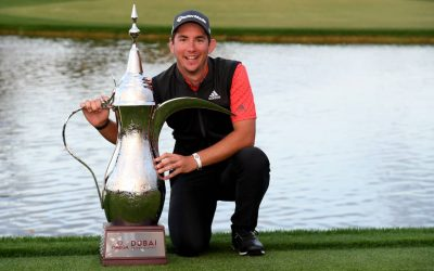 Ambassador Lucas Herbert Wins On The European Tour