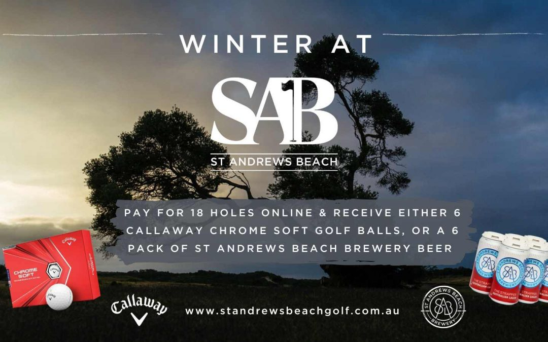 Score A Bonus 6 Pack At St Andrews Beach – POSTPONED