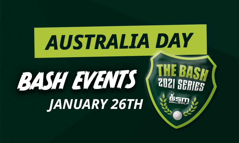 2021 Australia Day Bash Events