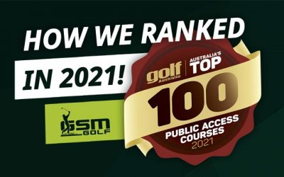 GSM's St Andrews Beach Ranked #1 Mainland Australian Golf Course