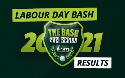 RESULTS – 2021 'Labour Day Bash' at Growling Frog