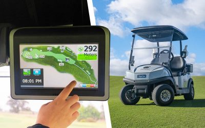 GSM Welcome New Club Car Fleet To Growling Frog